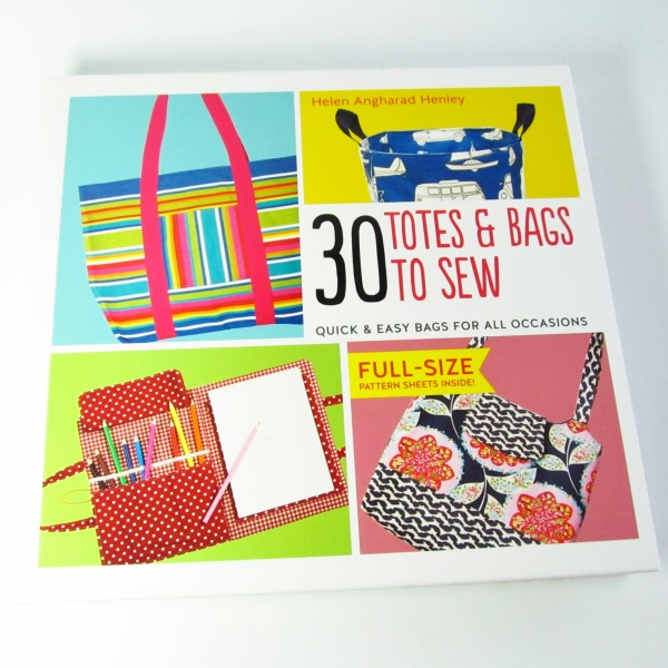 30 Totes and Bags to Sew