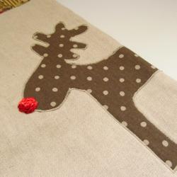 Reindeer motif