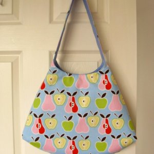 apples and pears bag